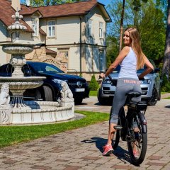 Апартаменты M.S. Kuznetsov Apartments Luxury Villa Юрмала спортивное сооружение