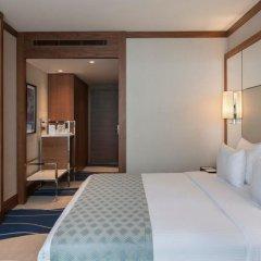 Elite World Asia Hotel Номер Делюкс с различными типами кроватей