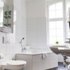 Отель Primeflats - Apartments am Mauerpark Германия, Берлин - отзывы, цены и фото номеров - забронировать отель Primeflats - Apartments am Mauerpark онлайн ванная