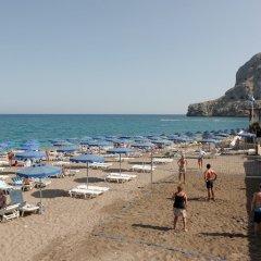 Alfa Beach Hotel пляж фото 2