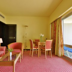 Отель Pestana Delfim Beach & Golf Hotel Португалия, Портимао - отзывы, цены и фото номеров - забронировать отель Pestana Delfim Beach & Golf Hotel онлайн комната для гостей фото 3
