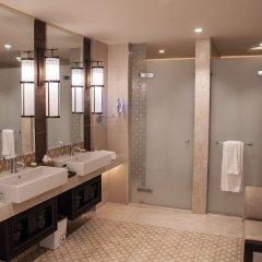 Отель Al Manara, a Luxury Collection Hotel, Saraya Aqaba Иордания, Акаба - 1 отзыв об отеле, цены и фото номеров - забронировать отель Al Manara, a Luxury Collection Hotel, Saraya Aqaba онлайн ванная