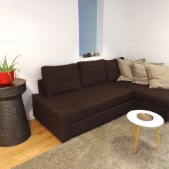 Апартаменты Blauhouse Apartments Вена комната для гостей