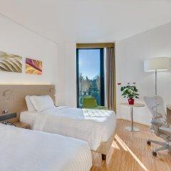 Отель Hilton Garden Inn Venice Mestre San Giuliano 4* Стандартный номер с 2 отдельными кроватями фото 2