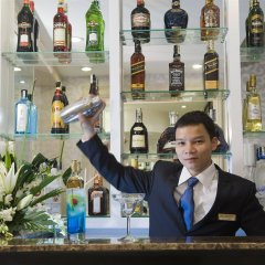 Отель Church Boutique Hotel - Hang Ca Вьетнам, Ханой - отзывы, цены и фото номеров - забронировать отель Church Boutique Hotel - Hang Ca онлайн гостиничный бар
