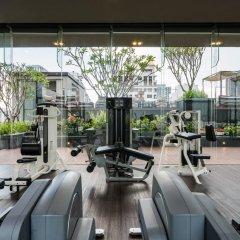 Отель Waldorf Astoria Bangkok Бангкок фитнесс-зал