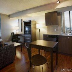 Отель Sandman Suites Vancouver on Davie Канада, Ванкувер - отзывы, цены и фото номеров - забронировать отель Sandman Suites Vancouver on Davie онлайн в номере фото 2