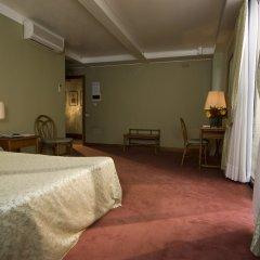 Santa Chiara Hotel & Residenza Parisi Венеция сейф в номере