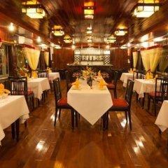 Отель Halong Bay Aloha Cruises питание фото 3