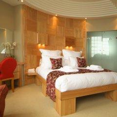 Golden Lotus Luxury Hotel комната для гостей
