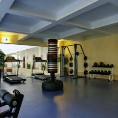 Отель Shenzhen Marina Club Шэньчжэнь фитнесс-зал