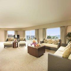 Отель Hilton Guam Resort And Spa комната для гостей фото 8