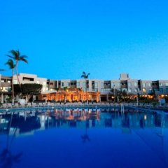 Отель Holiday Inn Resort Los Cabos Все включено Мексика, Сан-Хосе-дель-Кабо - отзывы, цены и фото номеров - забронировать отель Holiday Inn Resort Los Cabos Все включено онлайн пляж