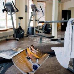 Отель Best Western Plus Berghotel Amersfoort фитнесс-зал