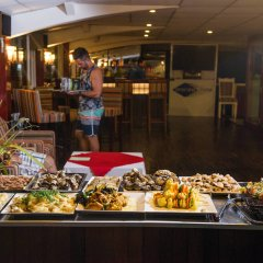 Отель Gray Line Halong Cruise Халонг питание фото 2