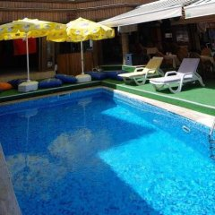 Geo Beach Hotel Мармарис бассейн