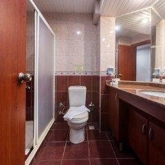 Wasa Hotel Турция, Аланья - 8 отзывов об отеле, цены и фото номеров - забронировать отель Wasa Hotel онлайн ванная