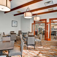 Отель Homewood Suites Columbus-Worthington Колумбус питание фото 3