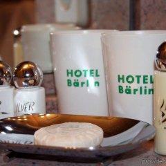 Отель Baerlin ванная