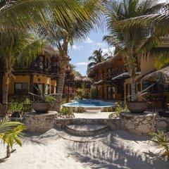 Отель Holbox Dream Beach Front Hotel by Xperience Hotels Мексика, Остров Ольбокс - отзывы, цены и фото номеров - забронировать отель Holbox Dream Beach Front Hotel by Xperience Hotels онлайн фото 5