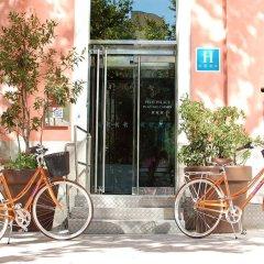 Отель Petit Palace Plaza del Carmen спортивное сооружение