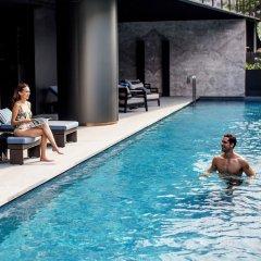 Отель InterContinental Singapore Robertson Quay бассейн