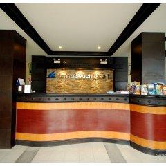 Отель Marina Beach Resort интерьер отеля фото 2