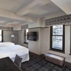 Park Central Hotel New York 4* Улучшенный номер с различными типами кроватей фото 9