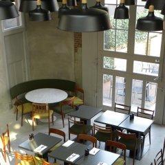 Hotel De Hallen питание
