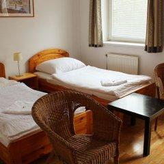 Отель Boulevard City Pension and Apartments Венгрия, Будапешт - отзывы, цены и фото номеров - забронировать отель Boulevard City Pension and Apartments онлайн комната для гостей фото 3
