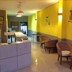 M Hostel Lanta Ланта интерьер отеля