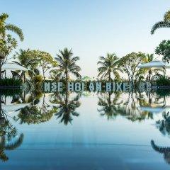 Отель Silk Sense Hoi An River Resort бассейн фото 3