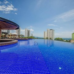 Отель Quinter Central Nha Trang Вьетнам, Нячанг - отзывы, цены и фото номеров - забронировать отель Quinter Central Nha Trang онлайн бассейн
