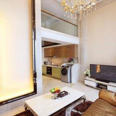 Апартаменты South & North International Apartment (Kam Rueng Plaza) комната для гостей