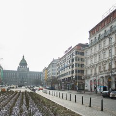 Апартаменты Picasso Apartments Prague