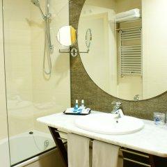 Отель Cumbria Испания, Сьюдад-Реаль - отзывы, цены и фото номеров - забронировать отель Cumbria онлайн ванная фото 2