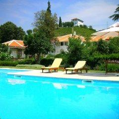 Отель Casa da Azenha Ламего бассейн