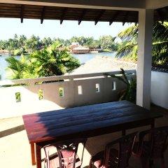Отель Riverside Araliya балкон