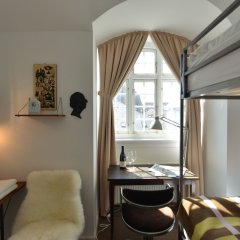 Отель Carmel Дания, Орхус - отзывы, цены и фото номеров - забронировать отель Carmel онлайн удобства в номере фото 2