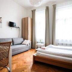 Отель City Castle Aparthotel Прага комната для гостей фото 3