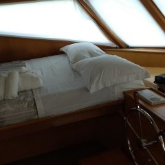 Отель Yacht Fortebraccio Venezia в номере фото 2