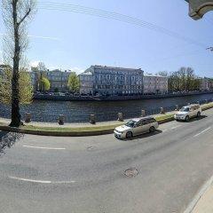 Гостиница Pushkin Loft парковка