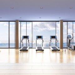 Отель LUX* Bodrum Resort & Residences фитнесс-зал фото 2