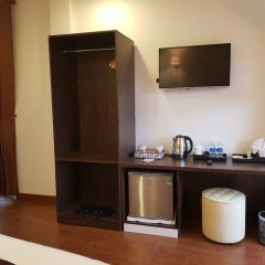 Hoang Trieu Da Lat Hotel Далат удобства в номере фото 2