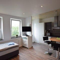 Отель Ferienwohnung Düsseldorf комната для гостей фото 4