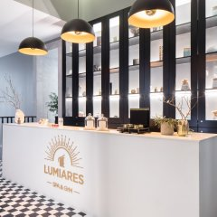 The Lumiares Hotel & Spa сауна