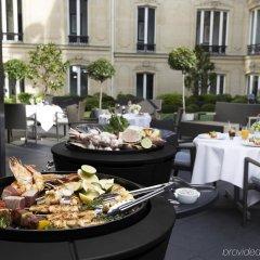 Отель Hôtel Barrière Le Fouquet's Франция, Париж - 1 отзыв об отеле, цены и фото номеров - забронировать отель Hôtel Barrière Le Fouquet's онлайн помещение для мероприятий фото 2