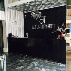 Отель Altuntürk Otel интерьер отеля