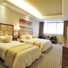 Отель Days Inn Hotspring Xiamen Сямынь комната для гостей фото 4