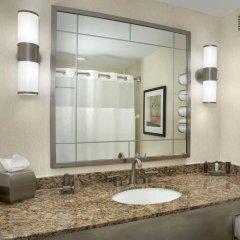 Отель New York Marriott Marquis США, Нью-Йорк - 8 отзывов об отеле, цены и фото номеров - забронировать отель New York Marriott Marquis онлайн ванная